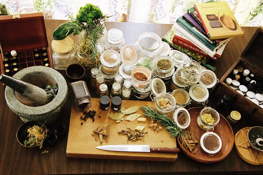 Spirtual Herbalism