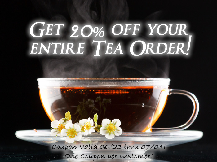 Tea-coupon