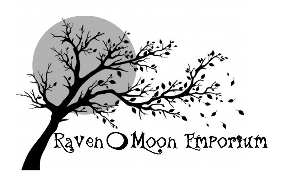 Raven Moon Emporium Logo
